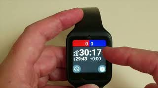 Soccer Referee Pro Tutorials:  #2 Timing your match