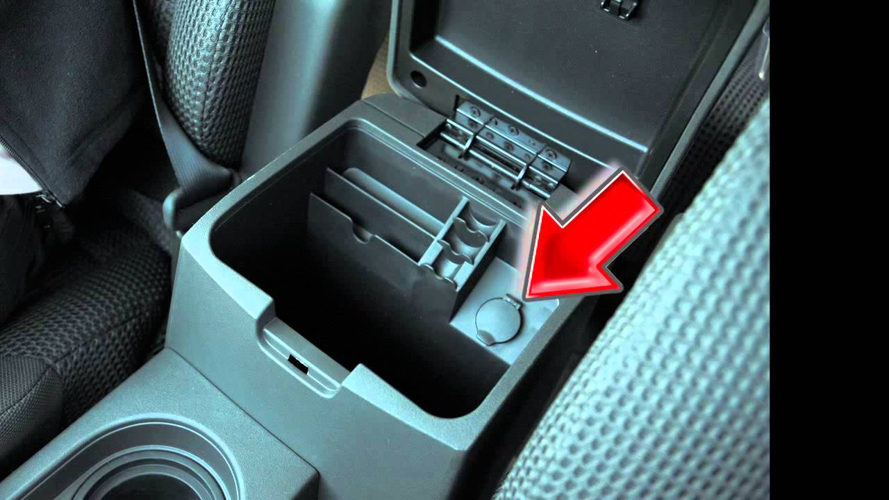 2012 NISSAN Frontier  Power Outlets  YouTube