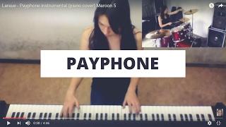 Laraue - Payphone instrumental (piano cover) Maroon 5