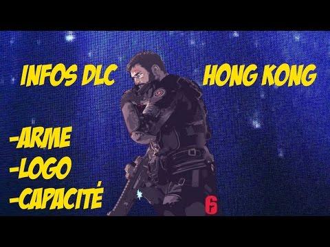 INFOS DLC HONG-KONG - RAINBOW SIX SIEGE 2017