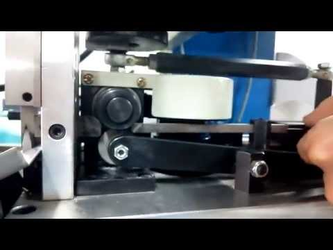 JF 760N  Jumper Flat Wire Forming Machine, No Waste