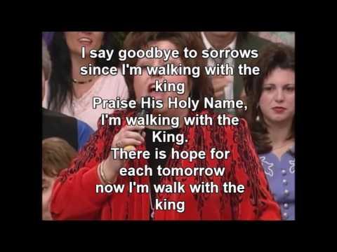 I'm so glad jesus lifted me walking with king medley w lyrics