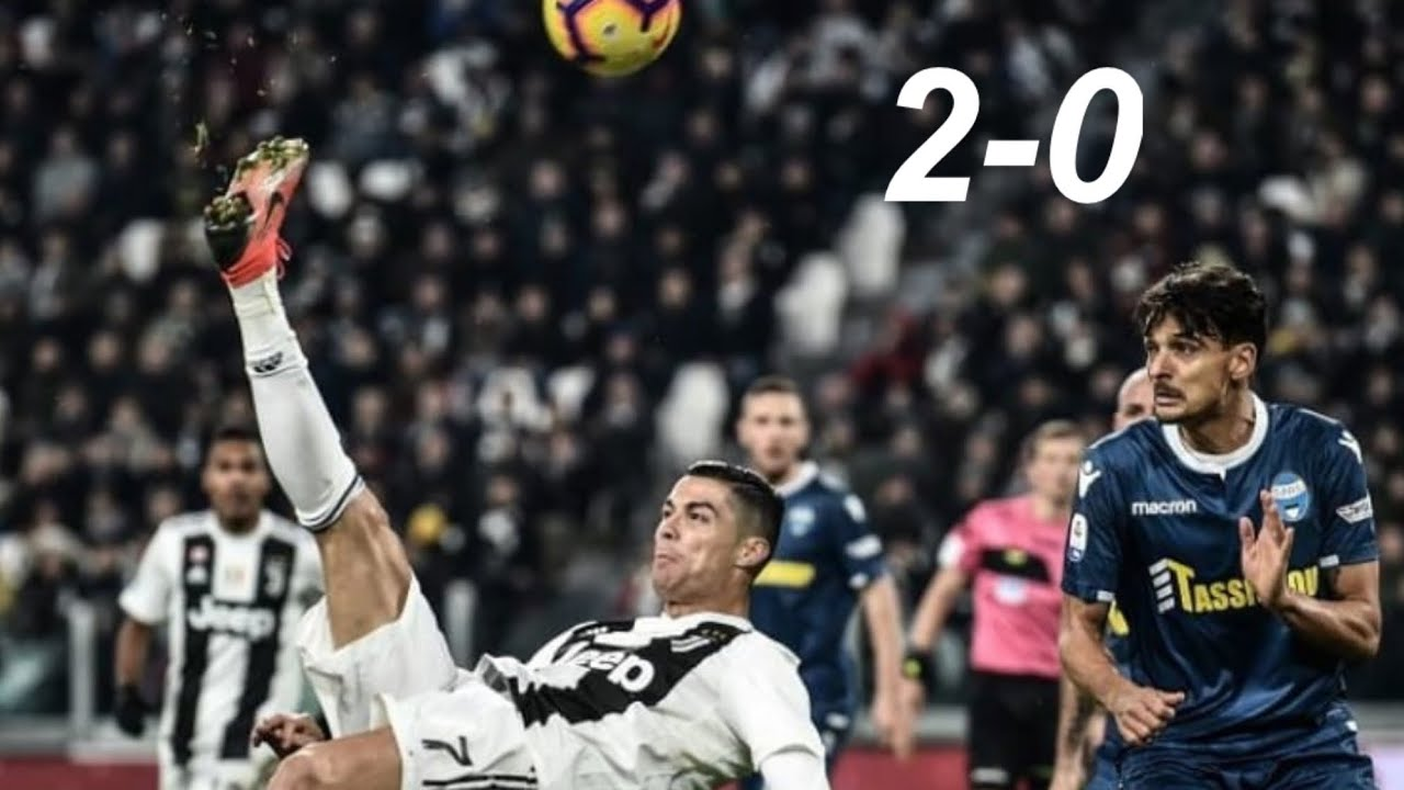 Download Juventus Vs SPAL 2-0 All Goals and Highlights