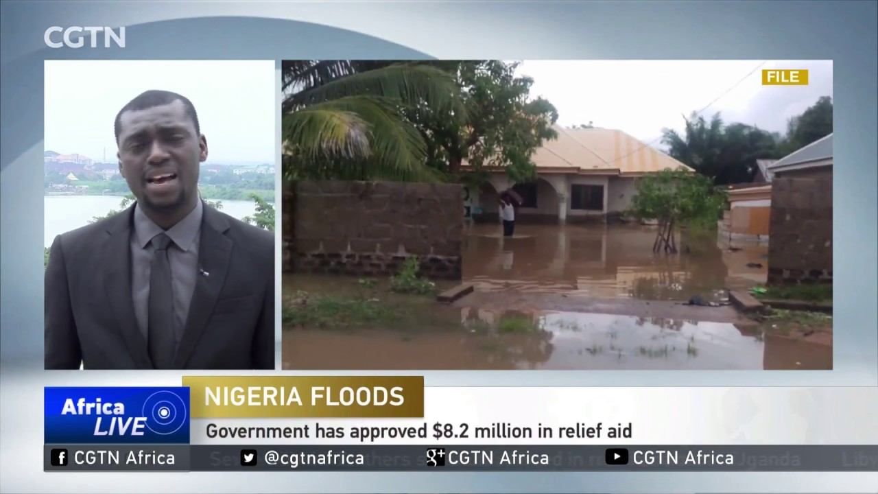 Nigeria may declare national disaster as flood death toll rises to 100