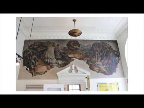 State Architectural Historian Devin Colman on New Deal Art in VT