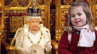 Why Princess Charlotte will MAKE history after new royal baby's birth