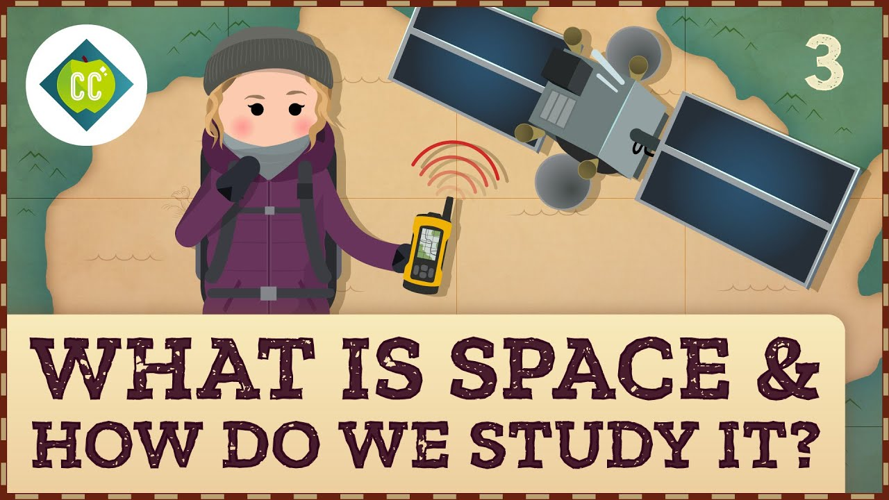 What is space and how do we study it? Thumbnail