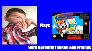 Let's Play Mario Paint with CaptainSuperCool17 and Friends