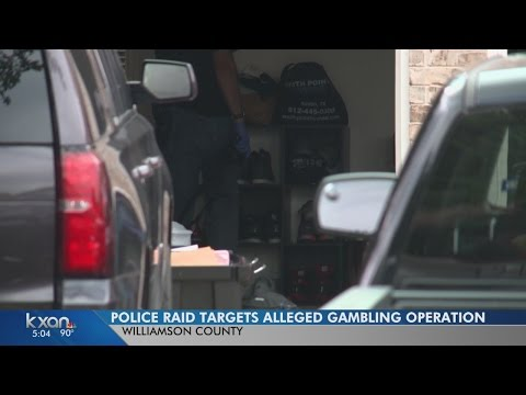 Illegal gambling investigation leads authorities to home in Hutto