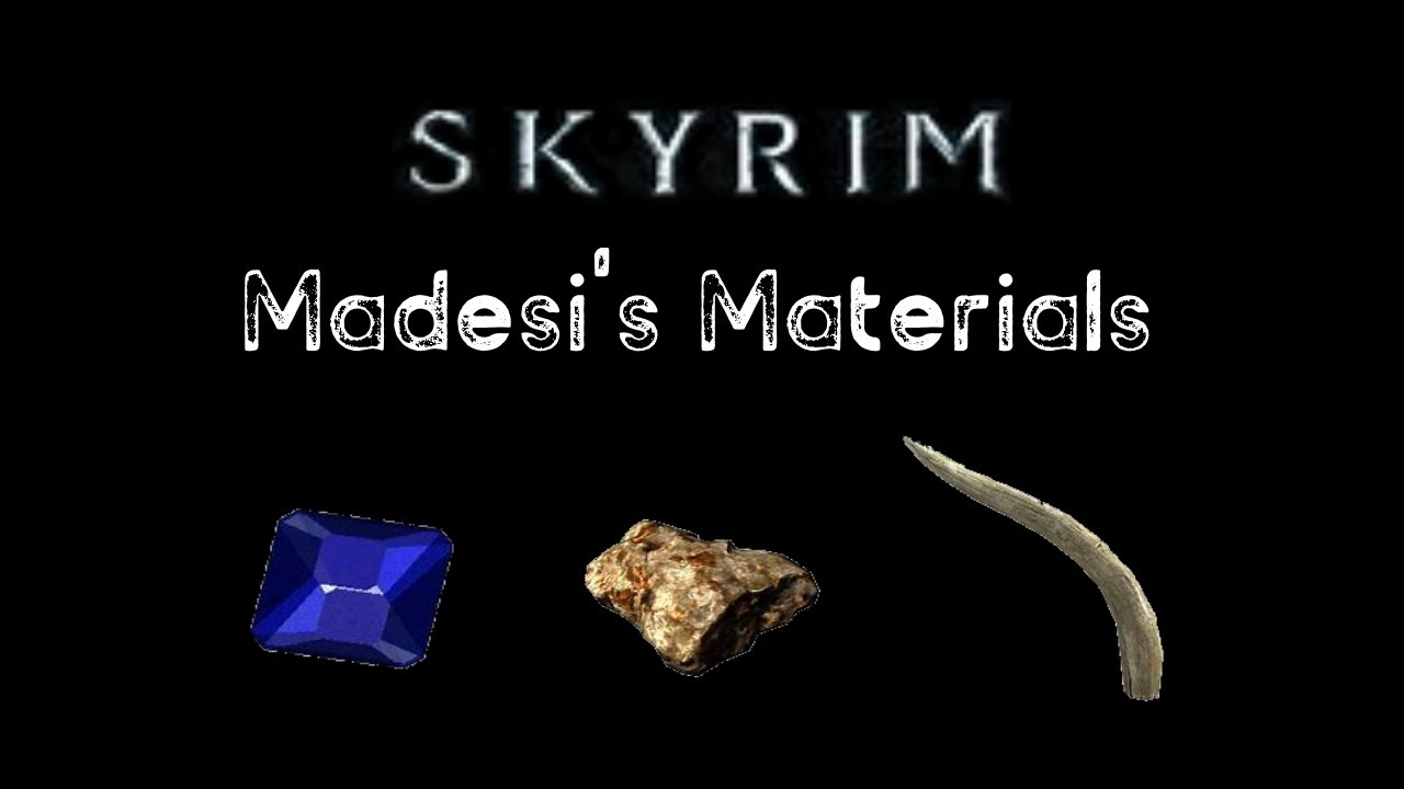 to all madesi where find skyrim of s flawless sapphire materials youtube watch