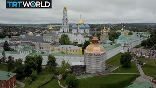 Russia Orthodox Church: Small town to become 'Orthodox Vatican'