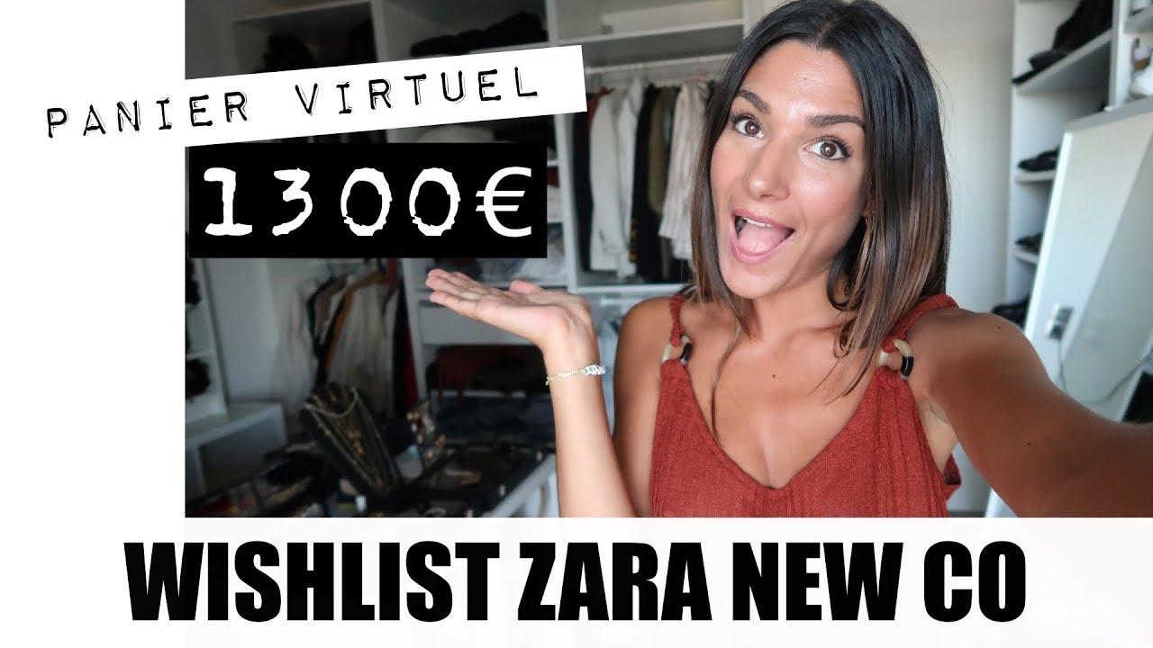 code promo 7a00d 0cf48 WISHLIST ZARA - Un panier à 1300€???
