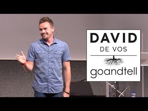 Eerlijk over seks 1/4 | Rooted in the word | David de Vos