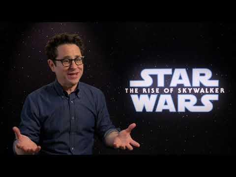 J.J. Abrams Talks Star Wars, Gay Kiss & Diversity