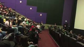 "John Cena joins fans for ""Blockers"" screening in New Orleans"