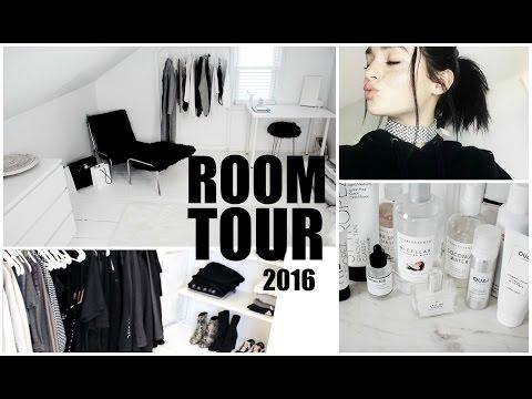 MY ROOM TOUR 2016! (Aesthetically Pleasing)