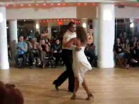 Ron and Amy at Dancesport