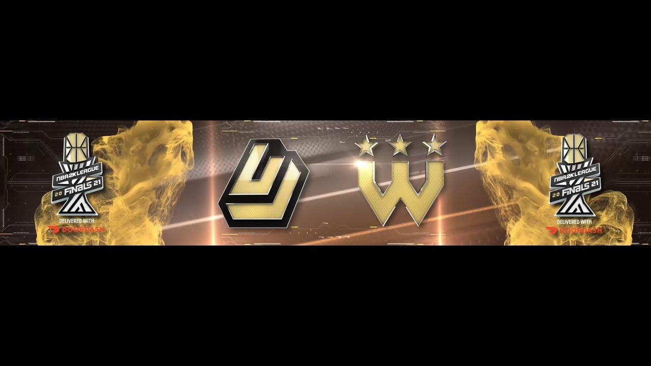 2021 NBA 2K League Finals Delivered with DoorDash