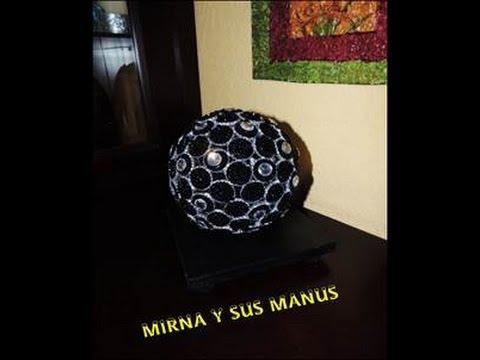 ESFERA DECORATIVA RECICLANDOdecorative sphere