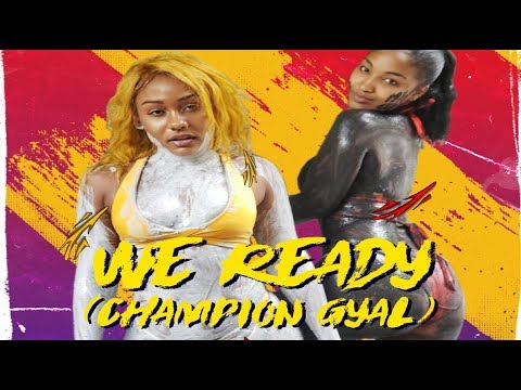 "Nailah Blackman & Shenseea - We Ready (Champion Gyal) ""2019 Soca"" [Prod. By Anson Pro]"