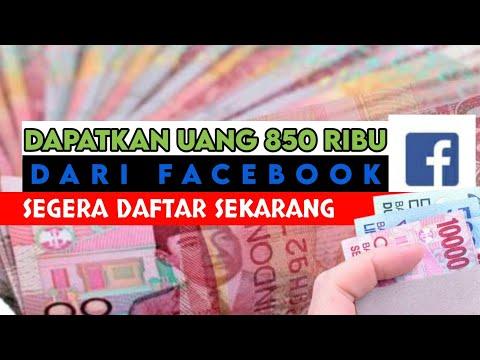 DAPATKAN Rp. 850.000 DARI FACEBOOK CUMAN ISI SURVEY || cara dapat uang dari internet
