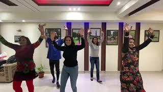 BIRTHDAY | JORDAN SANDHU | DANCE | BHANGRA | SIMPLE STEP