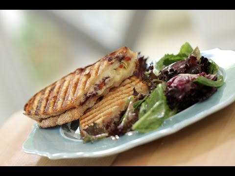 Beth's Panini Sandwich Recipes- 2 Ways! | ENTERTAINING WITH BETH (Contest Closed)