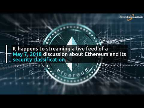Video Review of Ethereum Security Classification with SEC & CFTC
