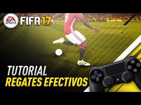 FIFA 17 TUTORIAL - LOS REGATES MÁS EFECTIVOS [PS/XBOX]
