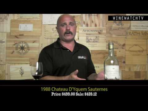 Sauternes Offering for Valentine's Day - click image for video