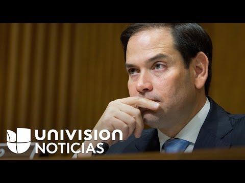 Investigan supuesto plan de Venezuela para matar al senador Marco Rubio