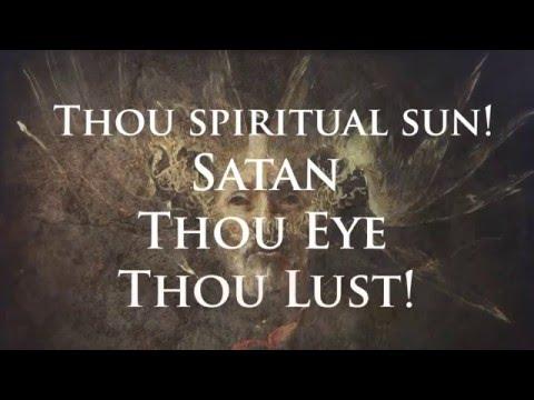 BEHEMOTH - O Father O Satan O Sun! (LYRIC VIDEO - Unofficial, fanmade)