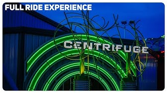 Centrifuge Full Experience off-ride 1080p 60fps - Casino Pier, Seaside Heights NJ