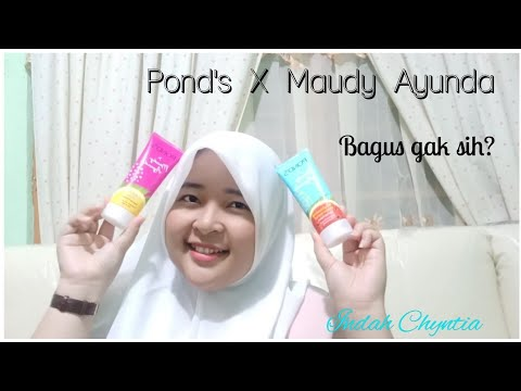 REVIEW POND'S MAUDY AYUNDA | HMMM...