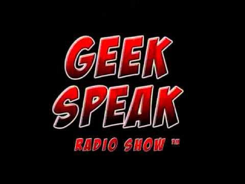 The Brothers Strause on Geek Speak Radio Show