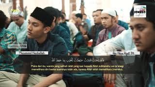 Murottal Muzammil Hasballah    An-Nisa Ayat 34 (Jomblo Fest 2019)