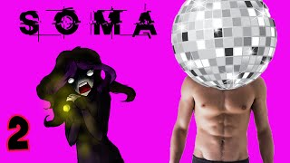 PANIC AT THE DISCOBALL HEAD | SOMA | 02