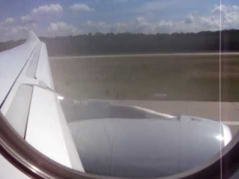 lufthansa flight 562 to malabo 2009.