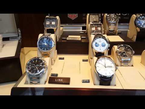 12997ef7494 Preços dos Relógios TAG Heuer na Europa (em Euros) - YouTube