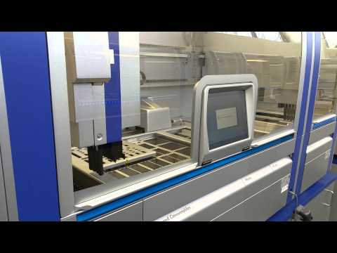 Complete/Video Qiagen QIAsymphony SP/AS DNA Preparation System QIA Symphony SPAS Video 2 - 7729