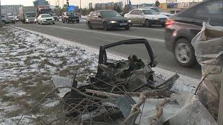 Три человека погибли в аварии в Советском районе. Красноярск
