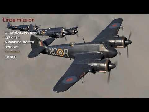 Cliffs of Dover : Blitz | 6 Spitfires 1a(100oct) vs. 9 He-111