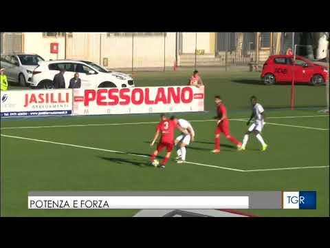 TGR Potenza-Cerignola 3-0