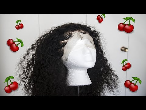 How To Make A Lace Front Wig   ft. Beauty Forever Hair