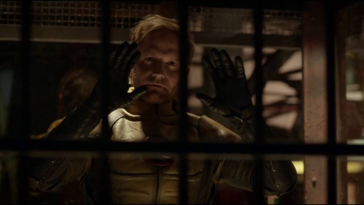 Download The Flash: S3E1 - Barry Has A Conversation With Eobard