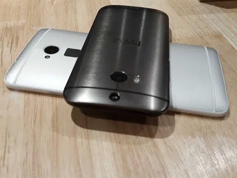 HTC One M8 vs HTC One Max