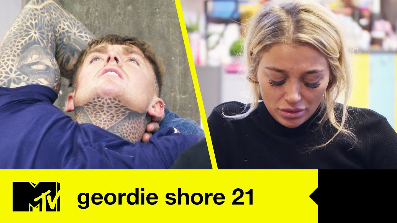 Download EP #7 FIRST LOOK: Bethan's Bombshell Shakes The House   Geordie Shore 21