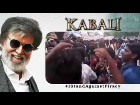 Kabali fans in Malaysia !