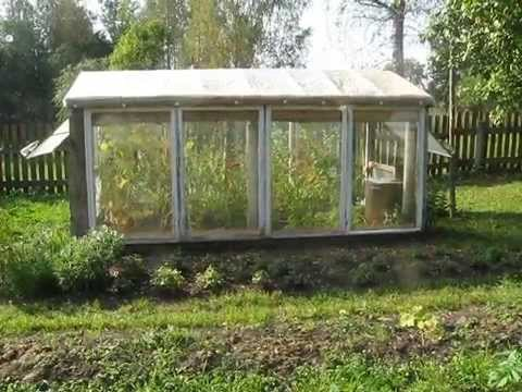 automatic greenhouse windows youtube