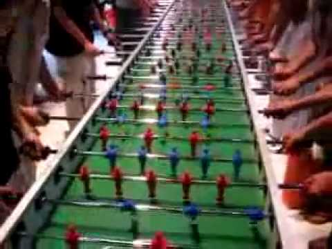 baby foot 16 joueurs